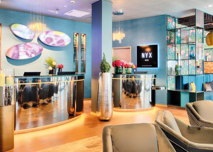 NYX Hotel in München