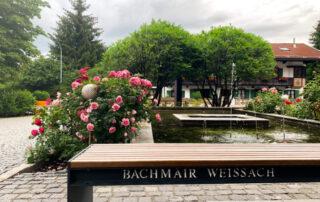 Entspannung am Tegernsee im Hotel Bachmair Weissach